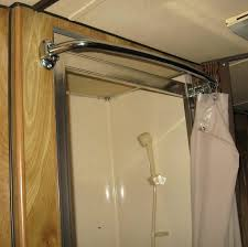 travel trailer shower curtain replacement with regard to home 2