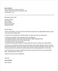 40+ Job Application Letters In Pdf   Free & Premium Templates