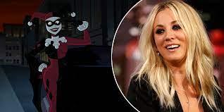 Arlequina | Kaley Cuoco está ansiosa para dublar a personagem na nova série  animada da DC