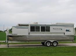 Small Picture Trailerable Houseboat For Sale