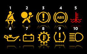 don t panic common dashboard warnings