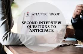 Questions For Second Interview Second Interview Questions To Anticipate Atlantic Group