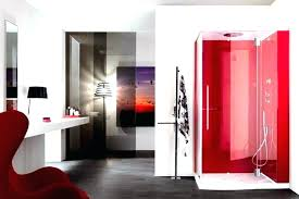 red glass bathroom accessories. Red Bathroom Accessories Various Black White And  Medium . Glass A