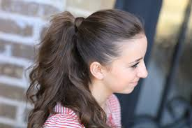 Quick Cute Ponytail Hairstyles How To Get The Perfect Ponytail Hairstyle Tips Cute Girls