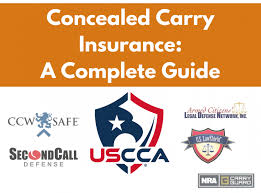 Concealed Carry Insurance A Complete Guide