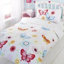 bedroom accessories for girls. girls bedroom accessories butterfly design single duvet cover and pillowcase set for