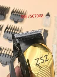 Tông đơ lưỡi kép ZSZ F35 chuyên Fade, chuyên Barber - Tông Đơ 86