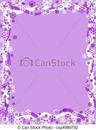 purple snowflake border. Plain Border Purple Snowflake Christmas  Csp4989792 And Border N