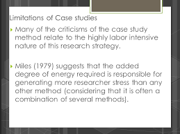 Generalizability and the Single case Study   Social Sciences     SlidePlayer