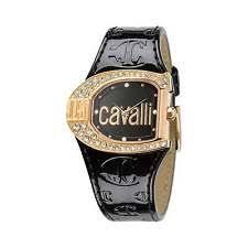 roberto cavalli watch roberto cavalli just cavalli logo jc 2h black dial black strap women s watch new