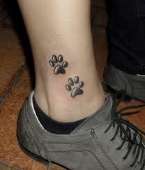 Tetování Tlapky Fotogalerie Motivy Tetování