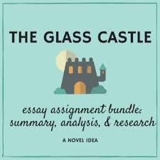 the glass castle essay bundle tpt the glass castle essay bundle