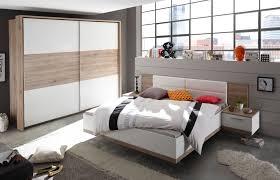 Schlafkontor Manhattan Schlafzimmer Eiche Weiß Möbel Letz Ihr