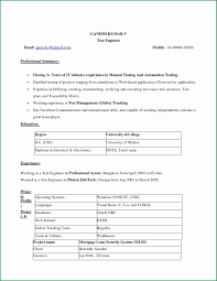 Free Best Resume Format Download Best Of Download Resume Format