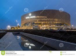 Royal Arena Denmark Seating Chart Copenhagen Royal Arena Editorial Stock Image Image Of
