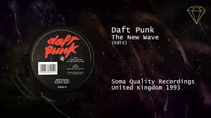 Daft Punk - The New Wave (Edit) - YouTube