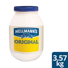 Hellmans Light Mayo Barcode Hellmanns Original Mayonnaise 3 57kg Unilever Food Solutions