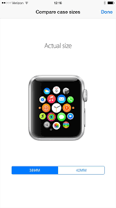 Apple Watch Size Chart Which Apple Watch Size Is Best For You Use Our Printable