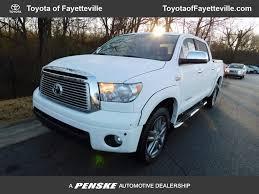 Pre-Owned 2013 Toyota Tundra CrewMax 5.7L FFV V8 6-Spd AT LTD ...