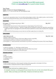 ... Sample Resume For Fresher Software Engineer. how to write a cv ehow  student objective for resume cover letter how to write your