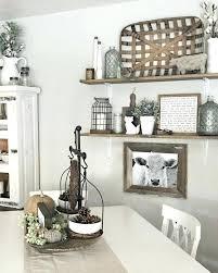 rustic farmhouse wall decor kitchen tips bathroom dining room e38 dining