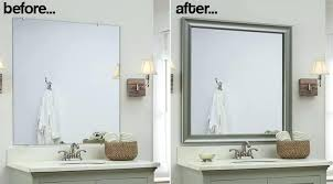 mirror without frame bathroom cabinets vanity mirror mirror without frame mirror within large wall mirror without