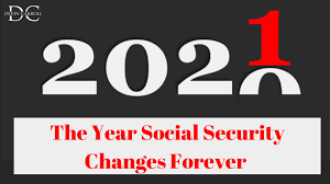 Social Security Card Design History 2021 The Year Social Security Changes Forever Social