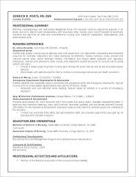Sample Of Best Resume