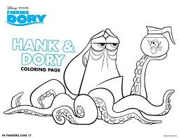 Finding Nemo Coloring Pages Luxury Free Printable Finding Dory