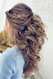 Image Jolie Coiffure Pour Cheveux Long Coiffure Cheveux Mi
