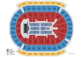Pepsi Center Seating Chart Elton John 39 Accurate Pepsi Center Club Level Map