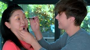 My new youtube video is up now on my channel! My Boyfriend Does My Makeup Lana Condor Youtube