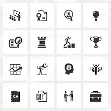 career and business icons stock vector art istock career and business icons royalty stock vector art