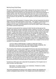 a critical essay Higher English  x critical essays on Philip Larkin and Sylvia     Morning Song  Higher English  x critical essays on Philip Larkin and Sylvia