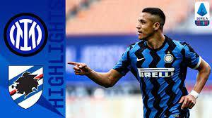 Inter 5-1 Sampdoria | The Champions Turn on the Style!