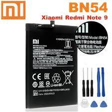 Xiaomi Redmi Note 9 - Redmi 9 BN54 Batarya Pil + Tamir Seti Fiyatları ve  Özellikleri