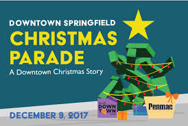 Downtown Springfield Christmas Parade | ItsAllDowntown