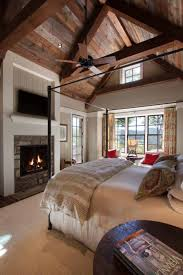 Residential Cathedral Ceiling Lighting 33 Stunning Master Bedroom Retreats With Vaulted Ceilings