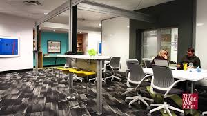tech office alternative. The Amazing Space High Tech Office Keeps Workers Plugged In Happy . Alternative