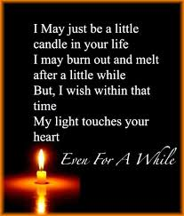 Candle Quotes Simple I Love This Quote Good To Know Pinterest Candle Quotes