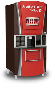 Seattle's Best Vending Machine Amazing Coinstar And Seattle's Best To Launch Rubi Coffee Kiosks Food