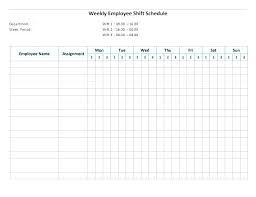 Shift Scheduling Excel Shift Planner Template Employee Shift Scheduling Template New