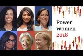 The World's 100 Most Powerful <b>Women</b> List