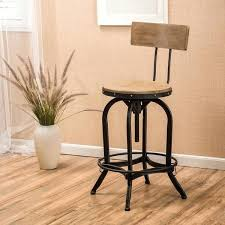 christopher knight home adjule wood backed bar stool by knight home christopher knight home ramona glass