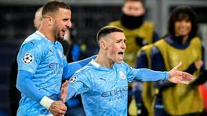 Manchester City finally see dividends from the academy