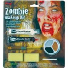 let us have a look at certain tips for perfect zombie makeup