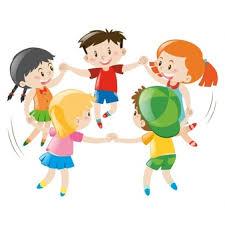 Znalezione obrazy dla zapytania dzieci bawiące