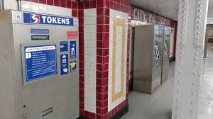 Septa Token Vending Machine Magnificent SEPTA Will Begin Phasing Out Tokens In January Community WHYY