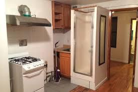 Kitchen Shower Shocker 1795 Month Sad Kitchen Shower Cant Find A Renter
