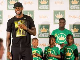 lebron james endorses hillary clinton for president business insider